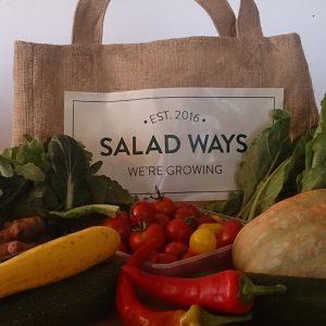 Salad Ways Veggie Bag