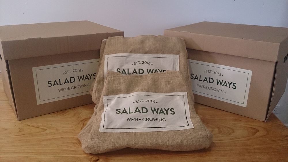 Salad Ways War on Waste
