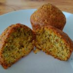 Salad Ways Zucchini and Poppy Seed Cake