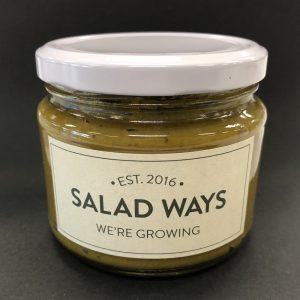 Salad Ways Stock Paste